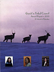 GSCI Annual Report, 2001/2002 Report Cover