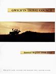 GSCI Annual Report, 1998/1999 Report Cover