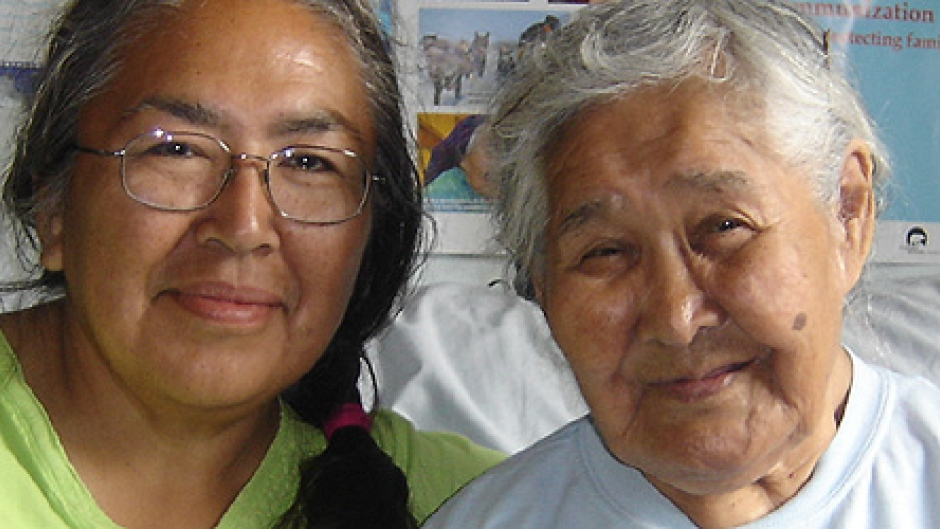 Gwich'in Legends: CBC Radio Legacy Project