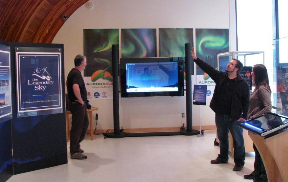 Legendary Sky Project Exhibit