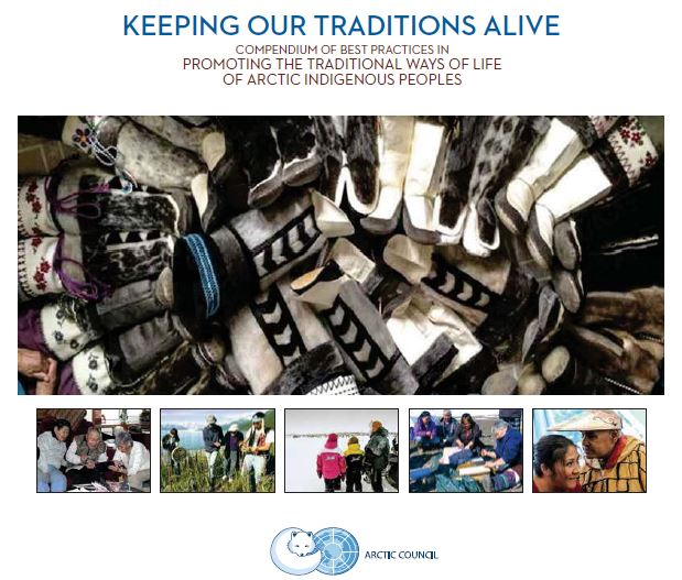 Keeping our Traditions Alive report cover