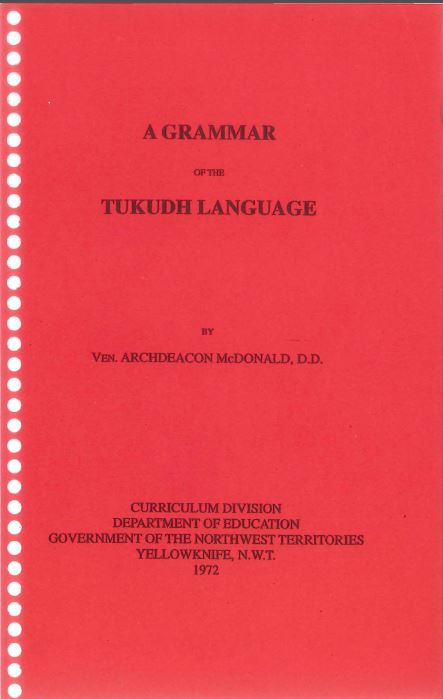A Grammar of the Tukudh Language cover