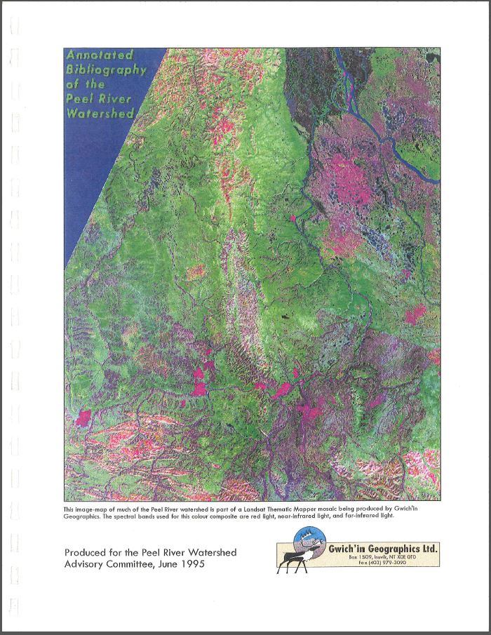 Compilation of Baseline Environmental Information for the Peel River Watershed - cover image
