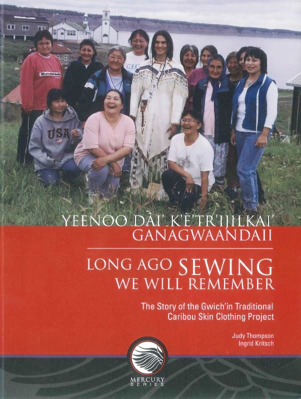 Yeenoo Dài' K'ètr'ijilkai' Ganagwaandaii Book Cover