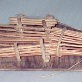 Model Fish Trap - Canadian Museum of Civilization VI-I-51, Ingrid Kritsch, GSCI